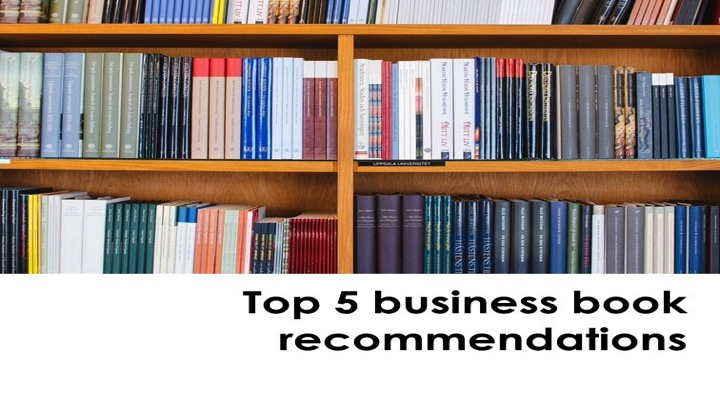 Business Book Recommendations